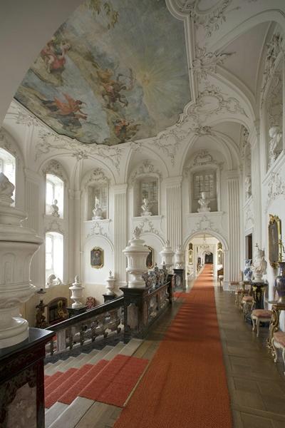 Historische Tapeten Hessen : Schloss Fasanerie – Hessens sch?nstes Barockschloss